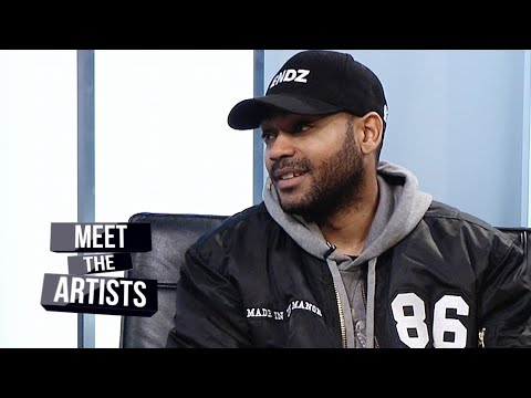 Kano | Meet The Artists - Talks making Made In The Manor, Top Boy, his inspirations & more