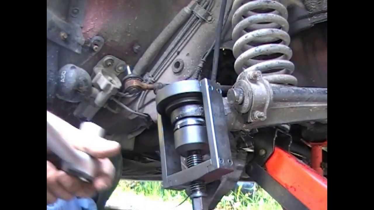 2003 Golf Tdi Fuse Diagram Changement De Rotule De Suspension Inf 233 Rieure Sur Mercedes