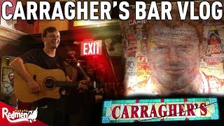 Jamie Webster and Liverpool Legends Star in Carragher's Bar LFC Event!