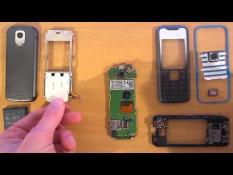 Nokia 7210 Supernova- razdiranje