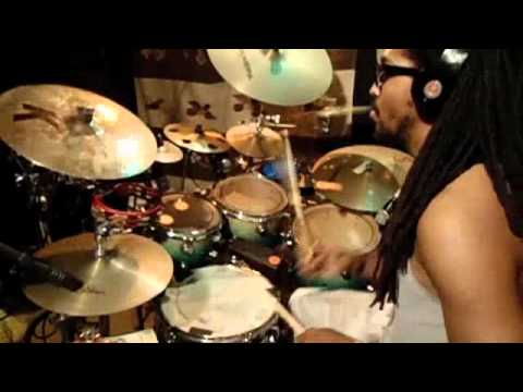 """Drum Cover : """"He's Able"""" by Darwin Hobbs (HQ)"""