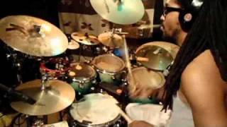 "Drum Cover : ""He"