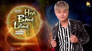 Hoa Bằng Lăng Remix - Khánh Phong ft Dj Future [Video Lyric]
