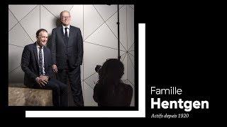 Histoires de familles - Portrait de la famille Hentgen