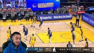 FlightReacts LAKERS at WARRIORS | FULL GAME HIGHLIGHTS | March 15, 2021!
