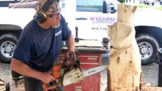 The Wizzard's Workshop/Woodcarver