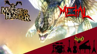 Monster Hunter 4 - Shagaru Magala Theme 【Intense Symphonic M…