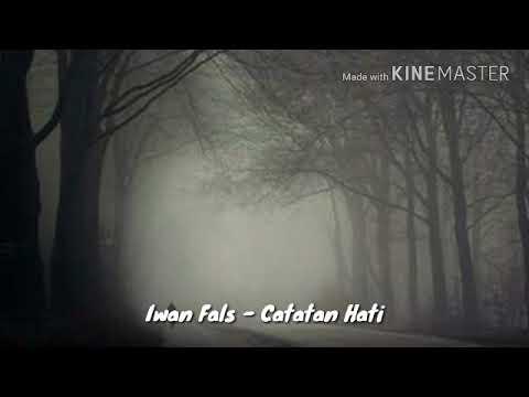 Iwan Fals - Catatan Hati Cover Acoustic Lirik