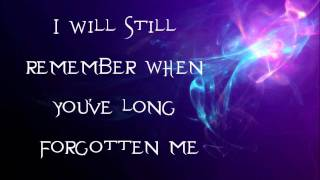 Evanescence - Made of Stone (Lyrics)
