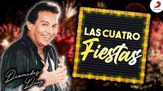 Las Cuatro Fiestas, Diomedes Díaz - Letra Oficial
