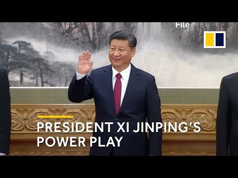 President Xi Jinping's power play sparks a backlash in China