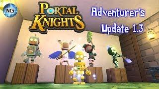 Portal Knights - Adventurer