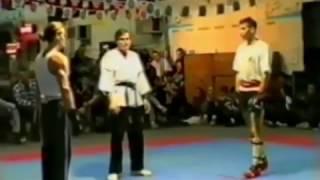 Thai boxing Vs Wing chun.