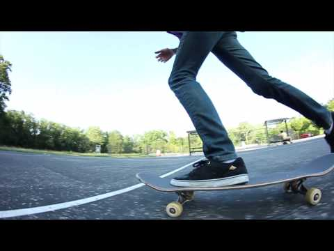 10 More No Comply Tricks With Evan Spradling