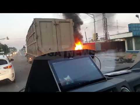 Страшное ДТП в Балабанове