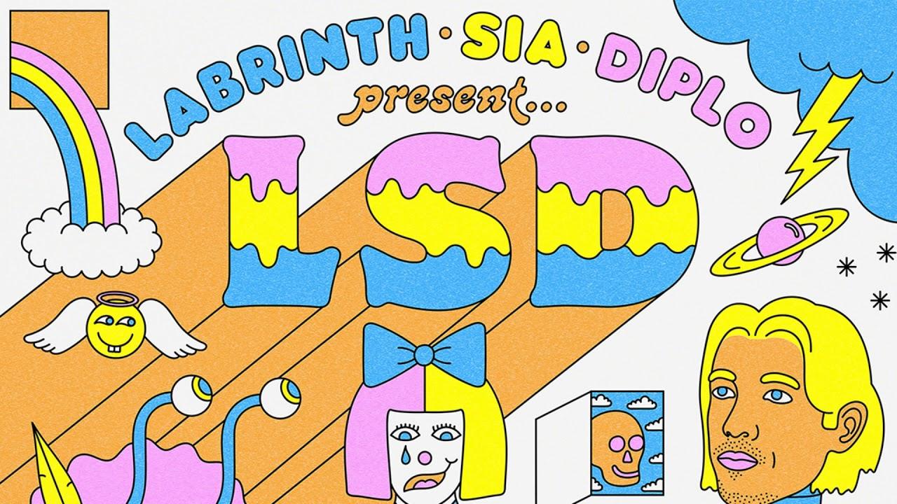 Diplo LSD