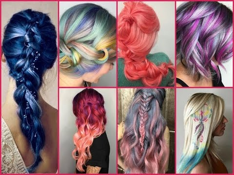 spring summer hair color