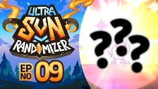 WORLDS HARDEST TOTEM POKEMON! | Pokémon Ultra Sun Randomizer Nuzlocke - Episode 09