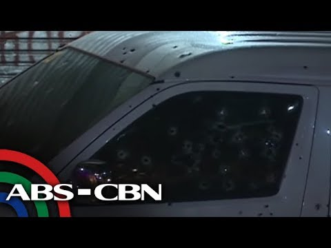 UKG: Cebu town mayor wounded, 3 others dead in ambush