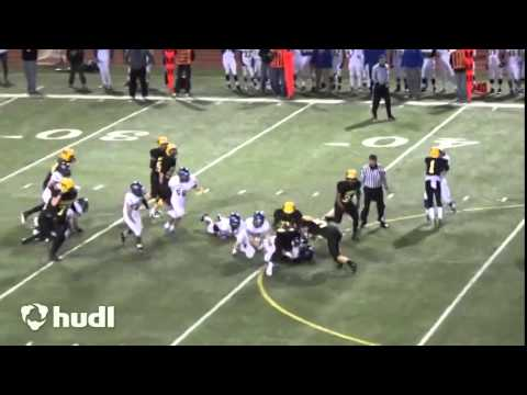 Tyler Brewer #64 Class of 2016 Offensive Tackle Shawnee Mission West High School