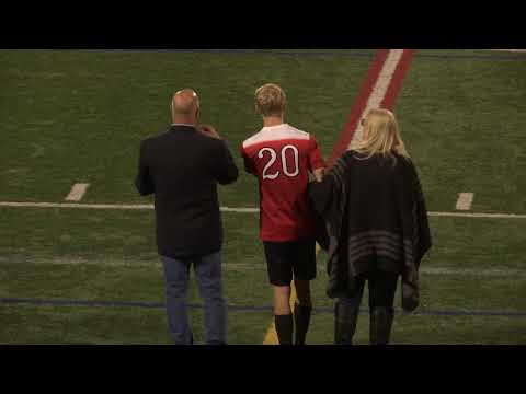 Peters Township High School Boys Soccer vs. Ringgold - October 16, 2018
