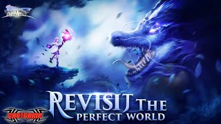 Perfect World: Revolution Game (Vertical MMORPG) - Android Gameplay screenshot 1