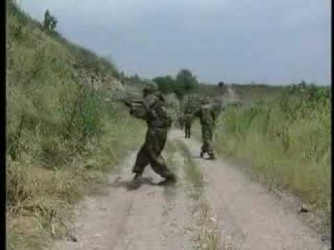 Russian Spetsnaz and Marines