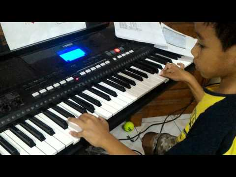 MAIN KEYBOARD,CARI Chords Dan Melodi Sendiri