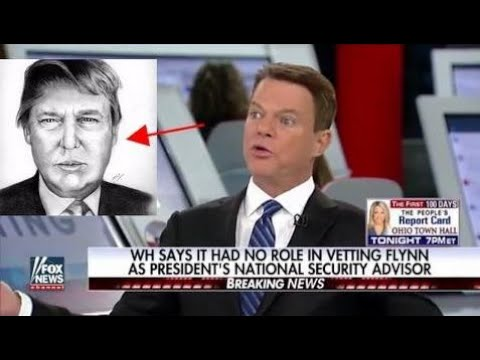 "New  ""it's Stupid"" Shep Smith Dumbfounded By Trump & The White House On Flynn - US General News Dai"