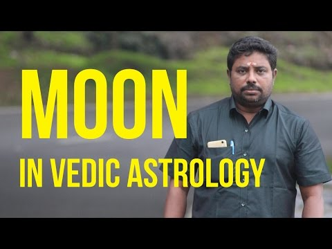 Chandran in Vedic Astrology #6 by DINDIGUL P CHINNARAJ ASTROLOGER INDIA