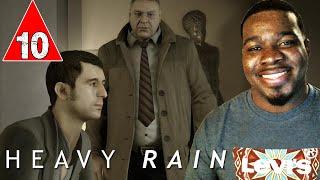 Heavy rain gameplay walkthrough part 10 - a visitor / kramers party - lets play heavy rain