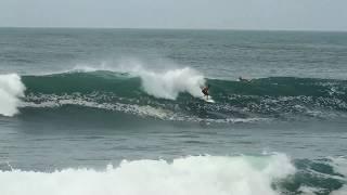 Surfe na praia da Joaquina/Floripa/Santa Catarina/Brasil