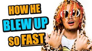 How Rappers Like Lil Pump Blow Up So Fast