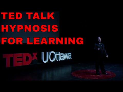 TED Talk               Hypnosis for Learning. Ottawa U