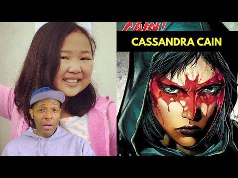 DC's Birds of Prey Movie Casts Cassandra Cain aka Orphan