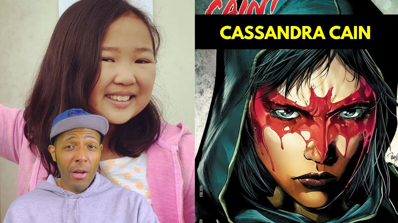 Dc S Birds Of Prey Movie Casts Cassandra Cain Aka Orphan Youtube