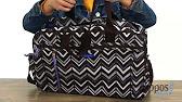 Vera Bradley Luggage Lighten Up Weekender Travel Bag SKU  9001081 -  Duration  2 55. Shop Zappos 256 views · 2 55 d56e6d1b4f2bb