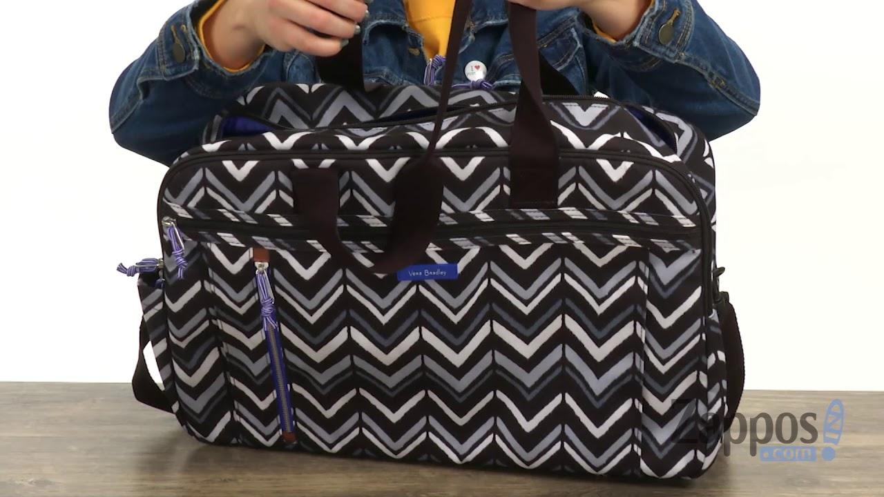 0fb946fb7 Vera Bradley Luggage Lighten Up Weekender Travel Bag SKU: 9001081 ...