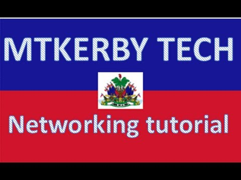 MTKERBY SHOW LIVE (NETWORKING)IN CREOLE