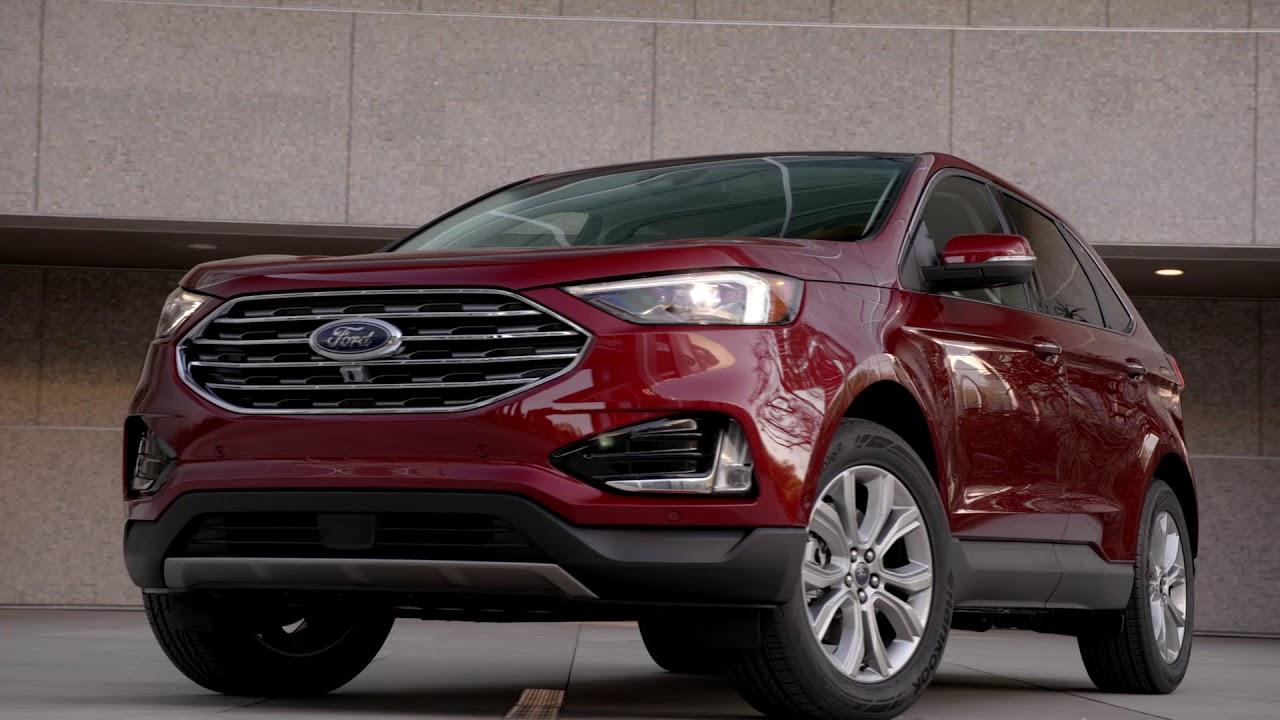 Ford Edge St Titanium Led Headlights Tail Lights
