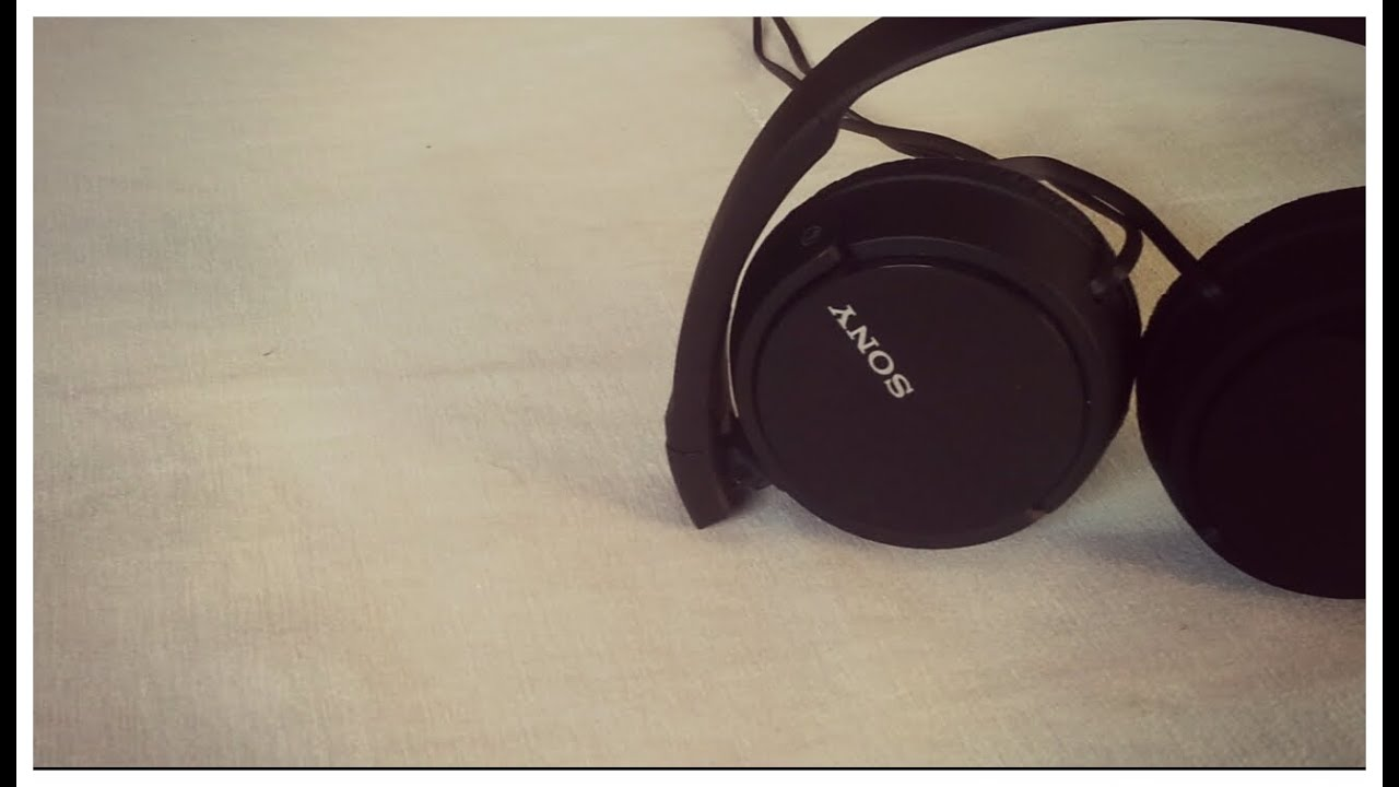 9b57693cbb4 Sony MDR-ZX110 Headphones Unboxing and Hands on Review - Tech Today ...