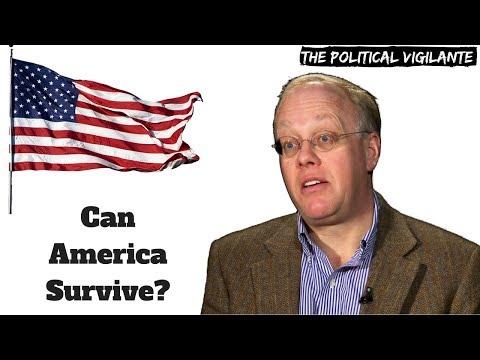 Chris Hedges On How Civilizations End — The Political Vigilante