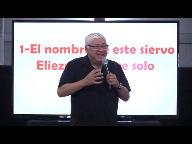 Los personajes de la Biblia: Eliezer