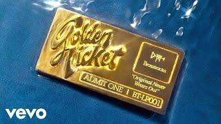 Brasstracks, Masego, Common - Golden Ticket (Visualizer)