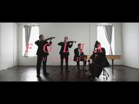 Vivaldi: La Folia - the Sebastians