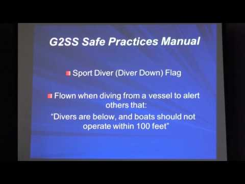 1  Diving Operations Safety Review