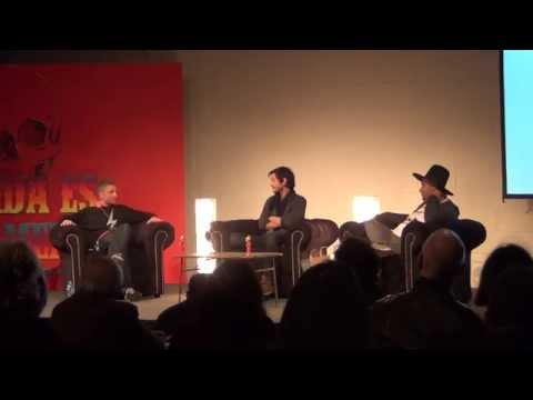 Day of the Dead 2015: Diego Luna and Camilo Lara in conversation with Crispin Somerville