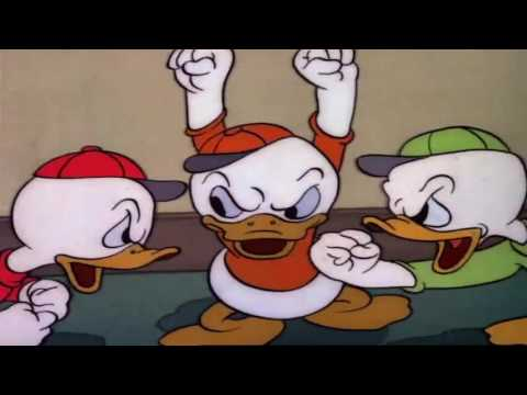 Donald Duck Episode 4 Donald's Nephews  Disney Cartoon