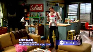 """Baby Daddy"" Promo - ABC Family Chelsea Kane, Jean-Luc Bilodeau"