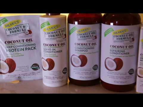 Palmer's Coconut Oil Formula Shampoo & Conditioner